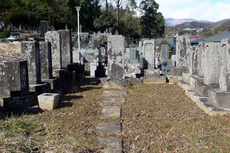 服部家墓所